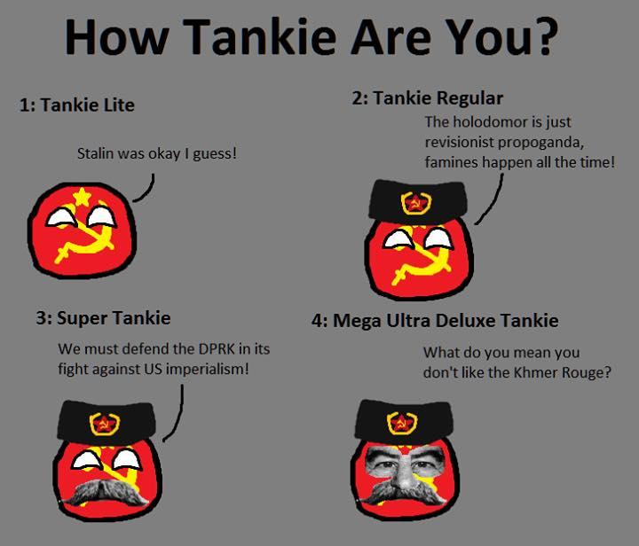 tankie