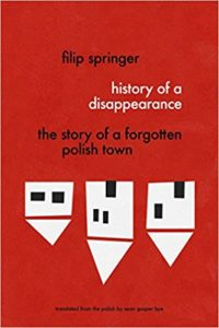 History of a Disappearance cover