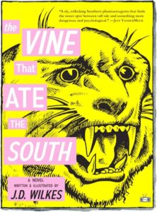 The Vine That Ate the South cover