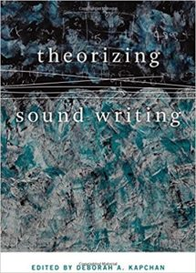Theorizing Sound Writing cover