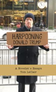 Harpooning Donald Trump cover