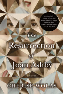 The Resurrection of Joan Ashby cover