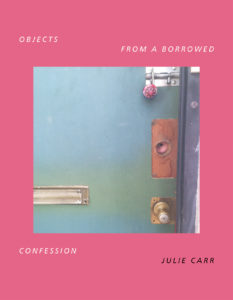 Objects From a Borrowed Confession cover
