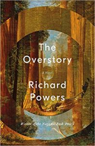 The Overstory cover
