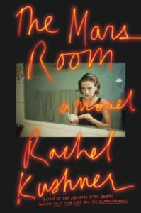 The Mars Room cover