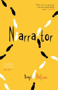 Narrator cover