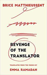 Revenge of the Translator cover