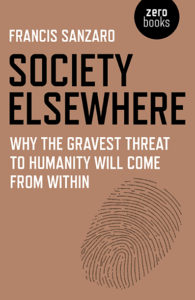 Francis Sanzaro Society Elsewhere cover