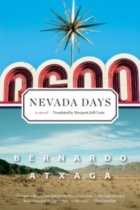 nevada days bernardo atxaga cover