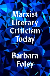Marxist Literary Criticism Today cover