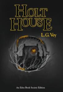 Holt House dead ink L G Vey