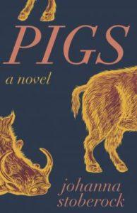 Pigs Johanna Stoberock cover