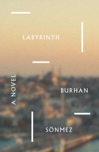 labyrinth burhan sönmez cover