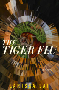 The Tiger Flu Larissa Lai cover