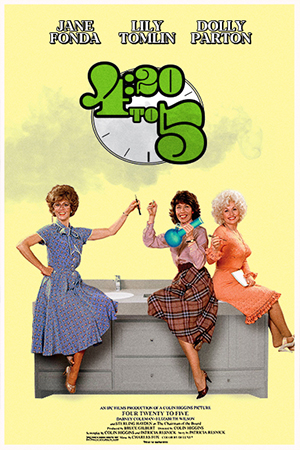 4:20 to 5 poster