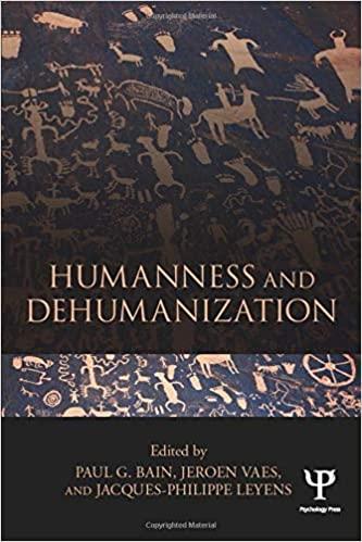 Humanness and Dehumanization (2013)