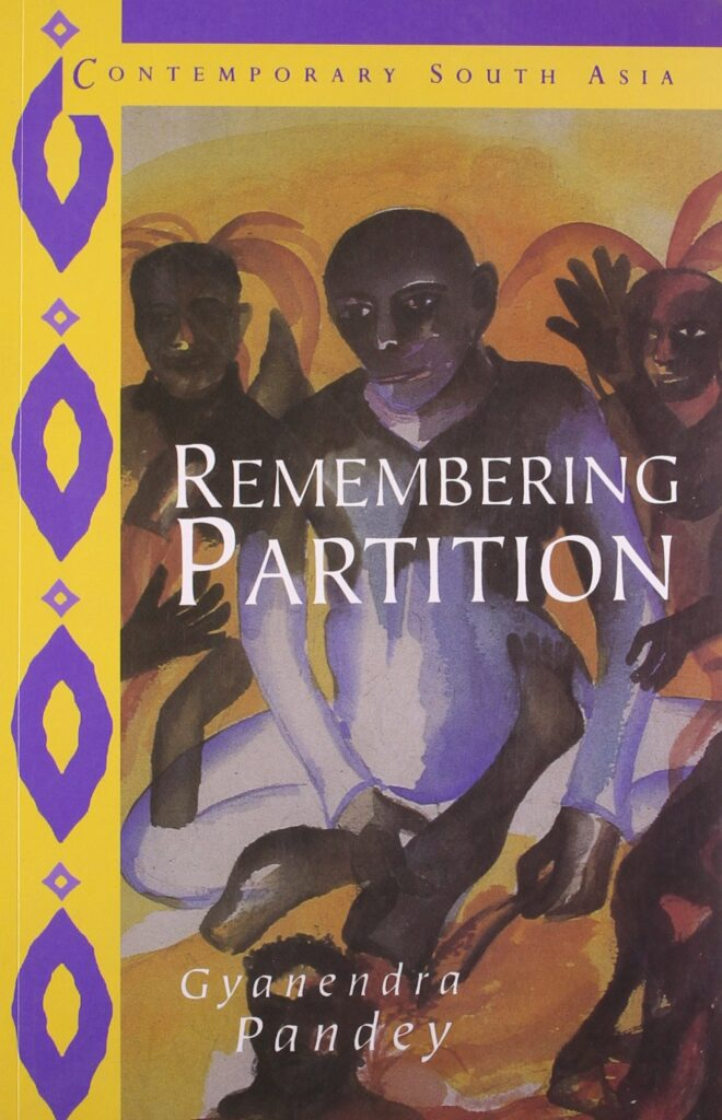 Remembering Partition (2010)